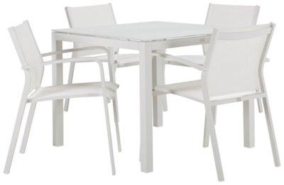 Set Living Room White Sale