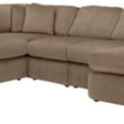 Beige Microfiber Sectional Sofa With Storage Chaise Best American Made Sofas Tara2 Dark Taupe Right