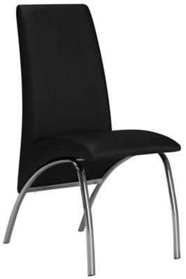 black side chair velvet dining chairs australia mensa upholstered
