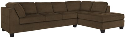 3 piece microfiber sectional sofa with chaise dfs 4 seater bed furniture