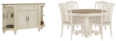 closeout living room furniture small chairs for city furniture: coventry two-tone china cabinet