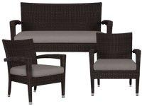 City Furniture: Zen Gray Outdoor Living Room Set