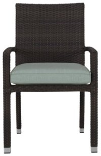 City Furniture: Zen Teal Arm Chair