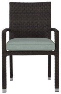 City Furniture: Zen Teal Arm Chair