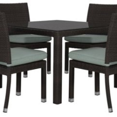 Dark Teal Dining Room Chairs Wedding For Rent Zen 40 Quot Square Table And 4