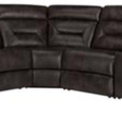Gray Microfiber Power Reclining Sofa Dark Decor City Furniture Phoenix Dk Small Two Arm