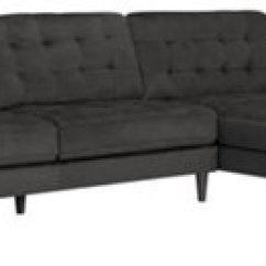 Gray Microfiber Sectional Sofas Color Sofa Cover City Furniture Shae Dark Right Chaise