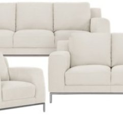 White Microfiber Sectional Sofa Reupholstery Long Island Unique