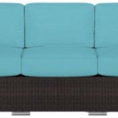 Dark Teal Sofa Hardwood Frame City Furniture Fina