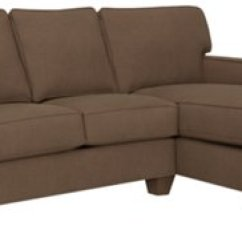 Dark Brown Sectional Sofa Chaise Affordable Comfortable Sleeper York Fabric Right
