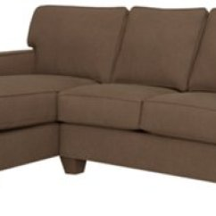 Dark Brown Sectional Sofa Chaise Rent A Center Sofas York Fabric Left
