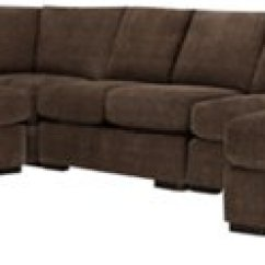 Dark Brown Sectional Sofa Chaise Black Fabric Chesterfield City Furniture Belair Dk Microfiber Large Right