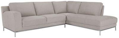 gray microfiber sectional sofas macy s sofa wynn light right chaise