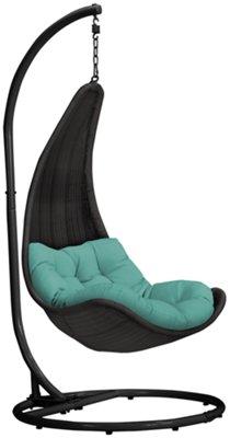 dark teal chair gothic wooden chairs city furniture zen dk hanging