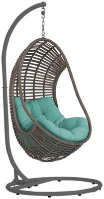 dark teal chair mattress city furniture cali dk hanging