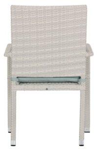 City Furniture: Bahia Teal Arm Chair