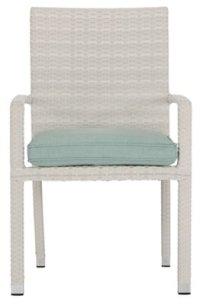 Bahia Teal Arm Chair
