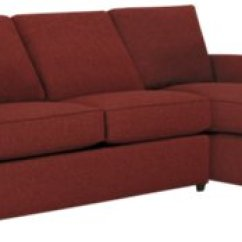 Red Sectional Sofa Chaise Lounge Chair Clipart Asheville Fabric Right