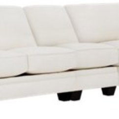 White Fabric Sectional Sofa With Chaise Oak Frame Side Table City Furniture Avery Small Right