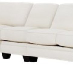 White Fabric Sectional Sofa With Chaise Simple City Furniture Avery Small Left