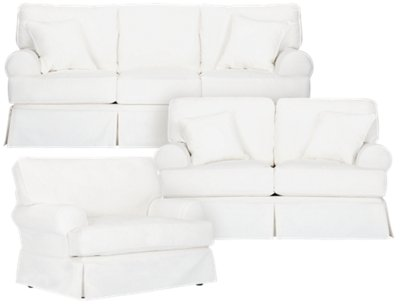 white sofa fabric ashmore leather bed red living room set corner