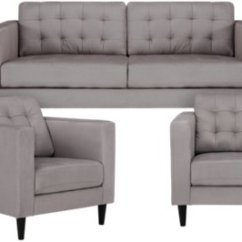 Clean Microfiber Sofa With Vodka Under Table Drawer City Furniture Shae Light Gray