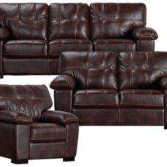 Dark Brown Microfiber Sofa Garden Set Covers City Furniture Henry