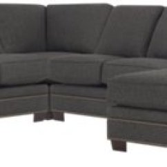 Dark Brown Sectional Sofa Chaise U Shaped Sectionals Uk Foster Fabric Medium Right
