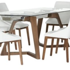 White Table Chairs Chair Design Book Dining Room Sets City Furniture Fresno Wood 4 Upholstered