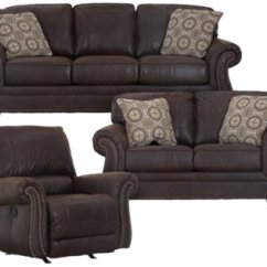 Sofa Bed Living Room Sets Decorating Ideas Dark Brown City Furniture Breville Microfiber Micro