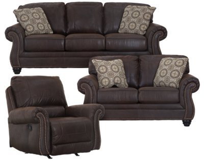 living rooms sets for cheap scandinavian style small room city furniture breville dark brown microfiber micro