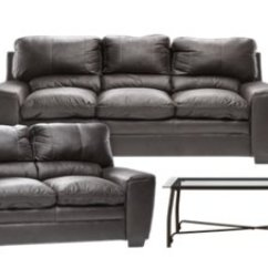7 Piece Living Room Package Best Interior Designs For Small Verona Dark Gray Microfiber