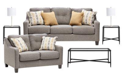 7 piece living room package wall colors for rooms 2016 daylon light gray microfiber g1809717787f00 wid 1200 hei fmt jpeg qlt 85 0 op sharpen resmode sharp2 usm 1 8 iccembed