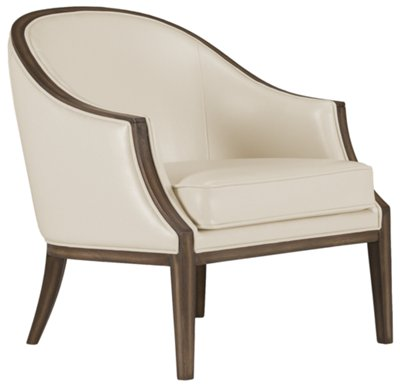 cream leather accent chairs the chair salon city furniture kensie lt beige bonded