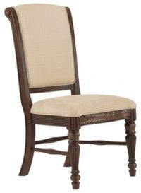 City Furniture: Tradewinds Dark Tone Round Table & 4 ...