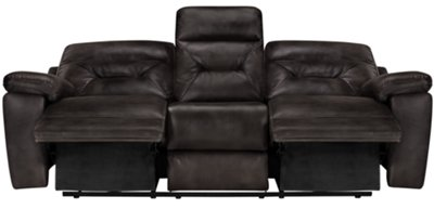 microfiber sofa and loveseat recliner long sofas couches city furniture phoenix dk gray reclining