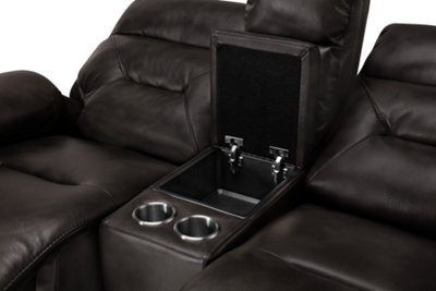 gray microfiber power reclining sofa sofas direct dudley city furniture phoenix dk