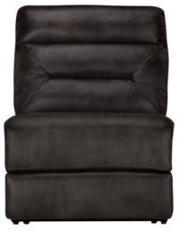 City Furniture: Phoenix Dk Gray Microfiber Small Two-Arm ...