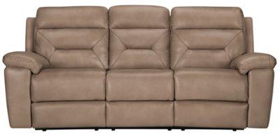 microfiber sofas italsofa leather chair and ottoman city furniture phoenix dk beige reclining sofa
