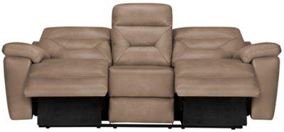sectional sofas phoenix large grey sofa back cushions city furniture dk beige microfiber reclining