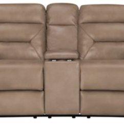 Microfiber Sofa And Loveseat Recliner Corduroy Ashley Furniture City Phoenix Dk Beige Reclining