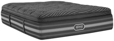 beautyrest black natasha luxury plush innersprng pillow top mattress