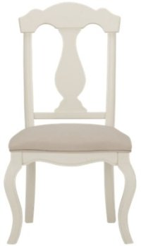 City Furniture: Charlotte Ivory Chair
