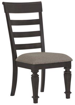 City Furniture Emerson Gray Trestle Table