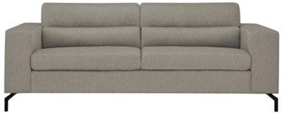 light gray fabric sectional sofa specials knox