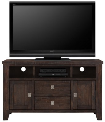 City Furniture Kona Grove Dark Tone 70 TV Stand