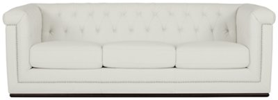 white microfiber sectional sofa sofas italianos europolis city furniture blair