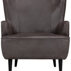Pewter Chair Barker Lounge City Furniture Zander Leather Accent