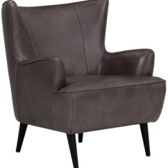 Pewter Chair Diy Covers For Wedding City Furniture Zander Leather Accent