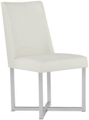 howard chairs for sale monogrammed lawn city furniture white upholstered side chair